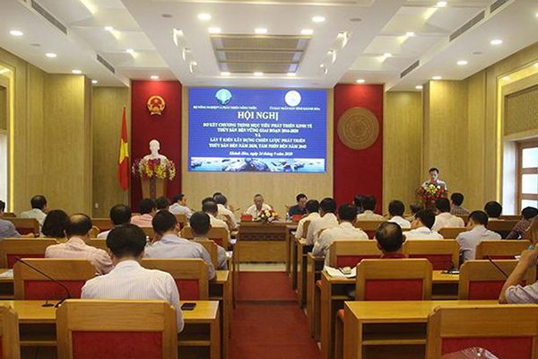Conference on building a Fisheries Development Strategy by the year 2030,