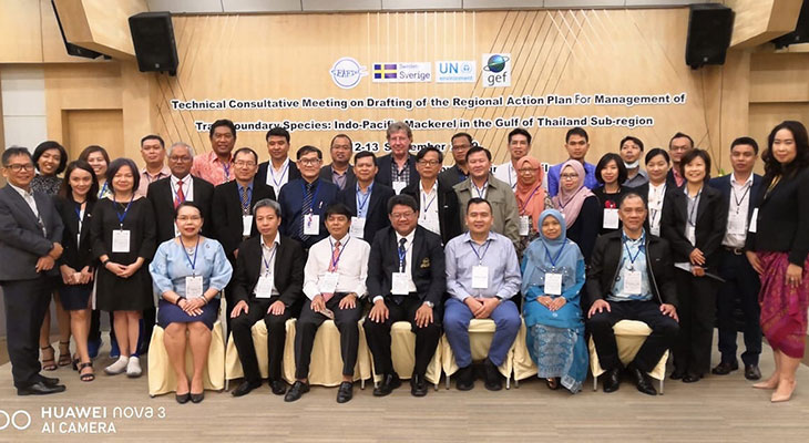 Technical Consultative Meeting on RPOA of Transboundary Species   Indo-Pacific