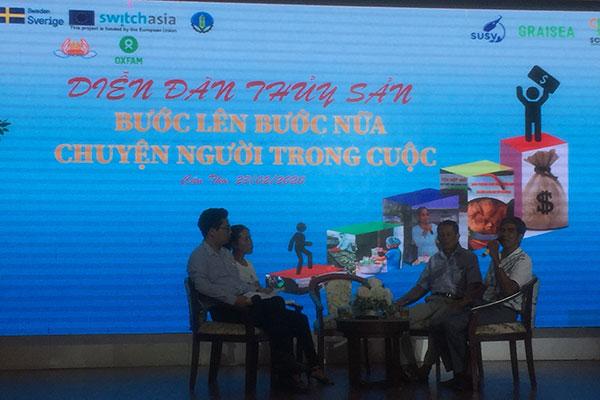 Phát triển và nâng cao hiệu quả hoạt động của Hợp tác xã thủy sản Việt Nam