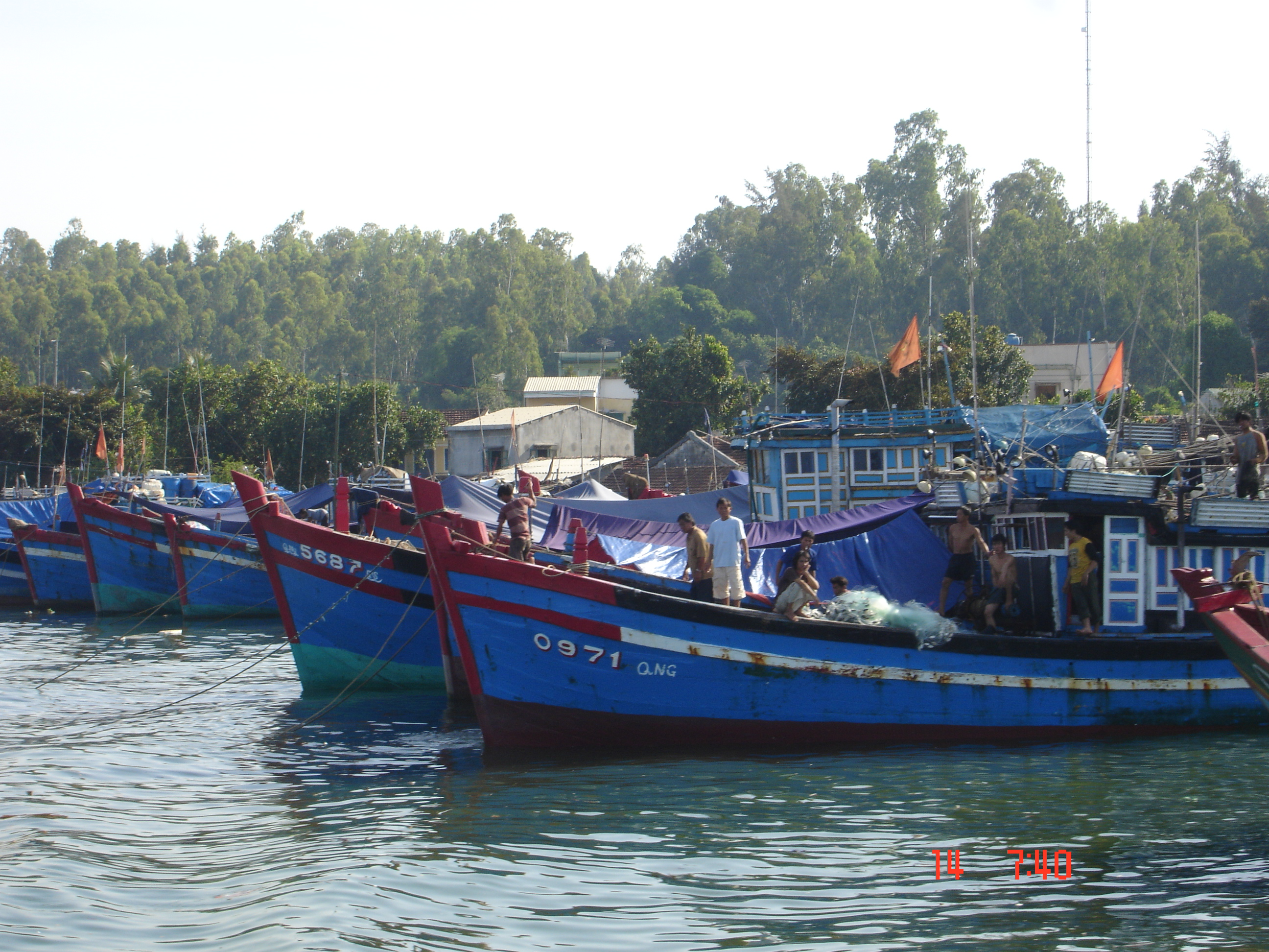 Phu Yen province: Reinforce withdraw and transfer vessel monitoring devices