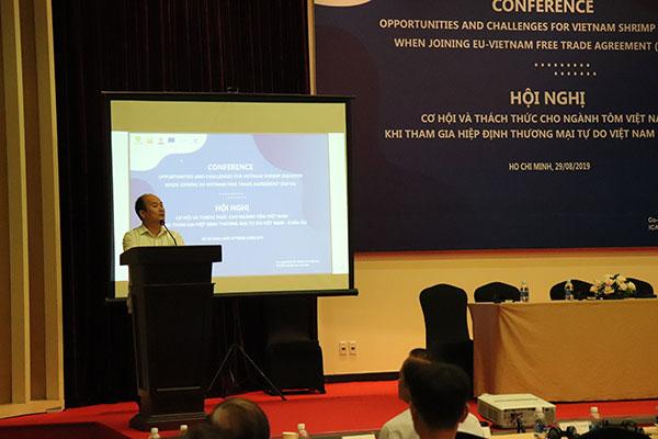 EVFTA - Cơ hội và Thách thức cho ngành Tôm Việt Nam