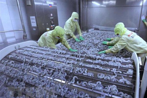 Kim ngạch xuất khẩu nông lâm thuỷ sản 11 tháng tăng 9,1%